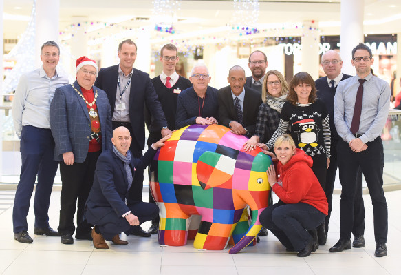 PROUD SPONSORS OF ELMER'S BIG PARADE SUFFOLK