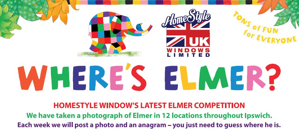 WHERE'S ELMER COMPETITION?